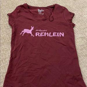 Distler xs shirt top ladies German